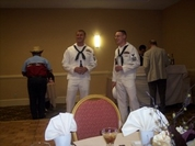 Sailors of the Year - Real sailor uniforms!