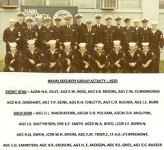 Naval Security Group Activity 1970
