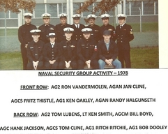 Naval Security Group Activity 1978